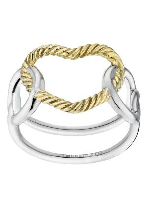 MORELLATO GIOIELLI RING MODEL ESSENZA MPN SAGX16018 SIZE 18