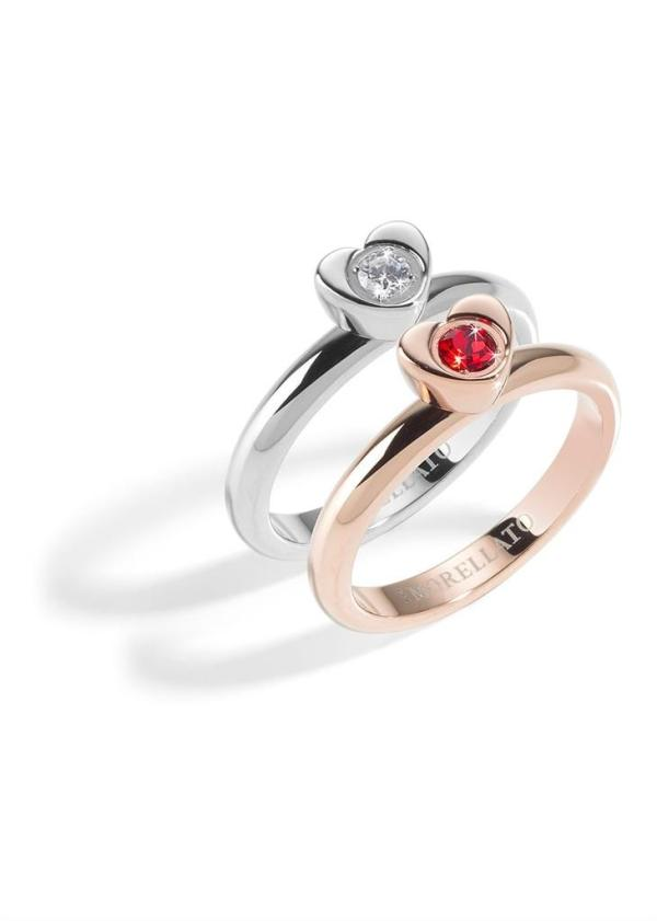 MORELLATO GIOIELLI RING MODEL LOVE MPN SNA32014 SIZE 14