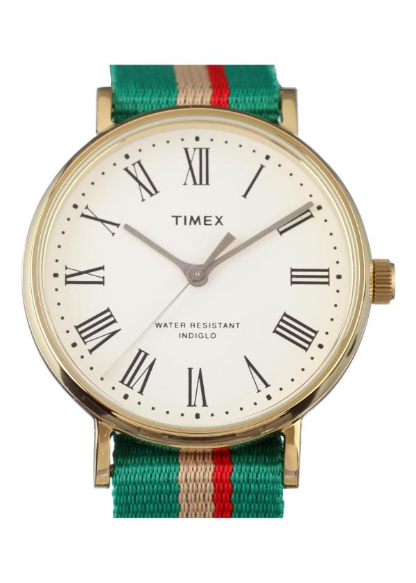 TIMEX ARCHIVE Unisex Wrist Watch Model FAIRFIELD AVENUE MPN TW2T98500LG
