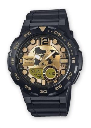 CASIO Gents Wrist Watch MPN AEQ-100BW-9A