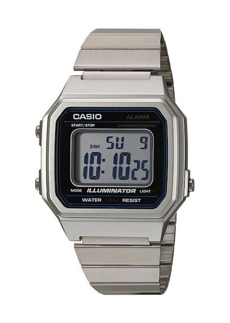 CASIO Unisex Wrist Watch MPN B-650WD-1A
