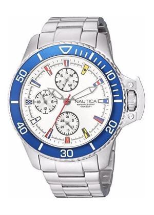 NAUTICA Gents Wrist Watch MPN NAPBYS004