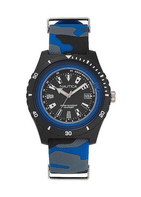 NAUTICA Gents Wrist Watch MPN NAPSRF009