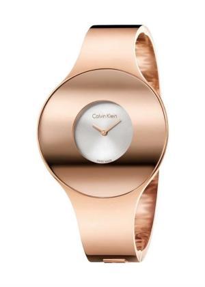 CK CALVIN KLEIN Ladies Wrist Watch Model SEAMLESS MPN K8C2S616