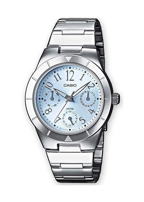 CASIO Ladies Wrist Watch MPN LTP-2069D-2A2