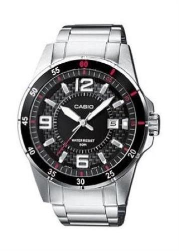 CASIO Gents Wrist Watch MPN MTP-1291D-1A1