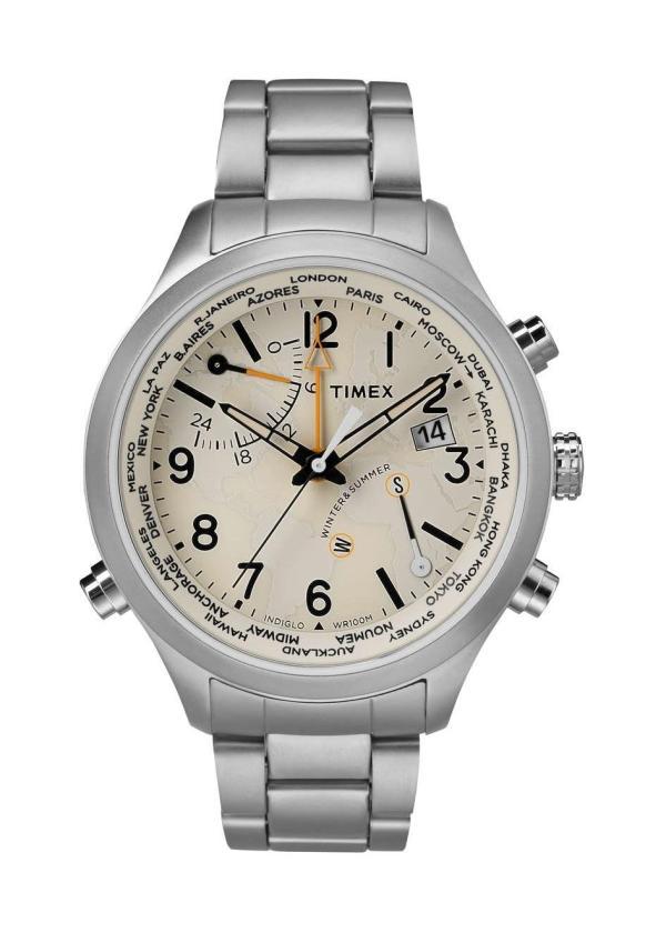 TIMEX Gents Wrist Watch Model INTELLIGENT QUARTZ MPN TW2R43400