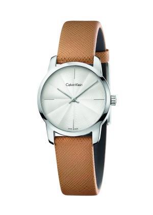 CK CALVIN KLEIN Ladies Wrist Watch Model CITY MPN K2G231G6