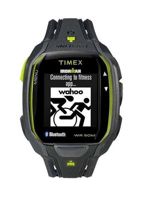 TIMEX Gents Wrist Watch Model IRONMAN PERSONAL TRAINER MPN TW5K84500H4SU