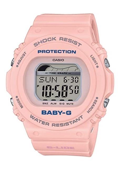 CASIO Unisex Wrist Watch Model BABY-G BLX-570-4ER