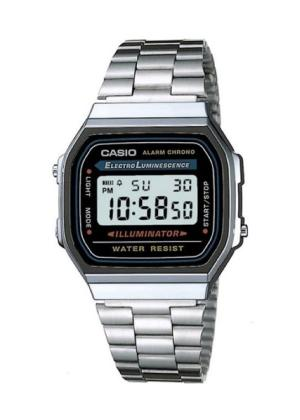 CASIO Unisex Wrist Watch A168WA-1A