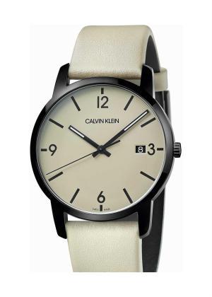 CK CALVIN KLEIN Gents Wrist Watch Model CITY K2G2G4GK