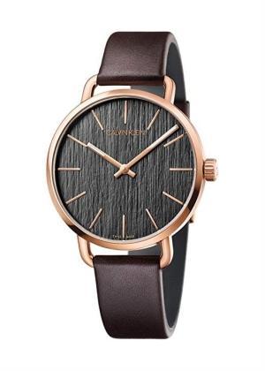 CK CALVIN KLEIN Unisex Wrist Watch Model EVEN K7B216G3