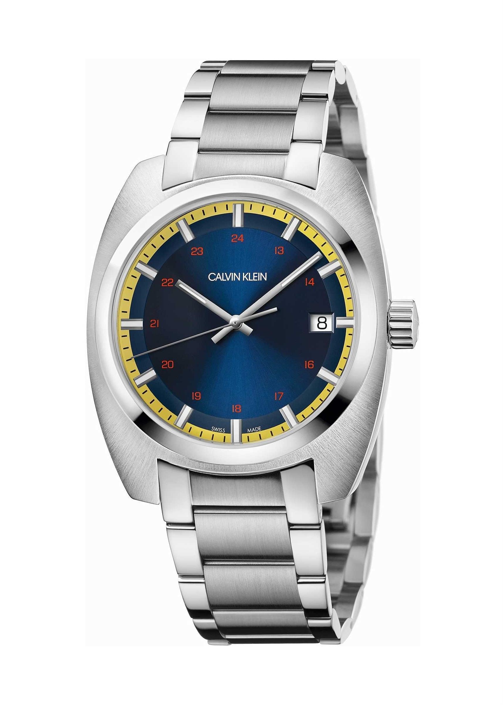 CK CALVIN KLEIN Ladies Wrist Watch Model ACHIEVE K8W3114N