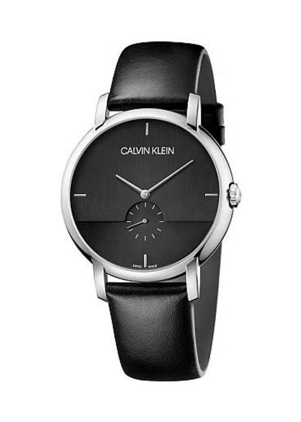 CK CALVIN KLEIN Ladies Wrist Watch Model ESTABILISHED K9H2X1C1
