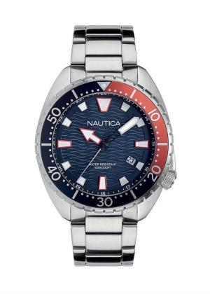 NAUTICA Gents Wrist Watch Model HAMMOK Special Pack + Extra Strap NAPHAS904