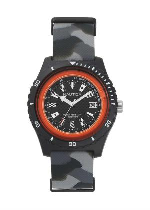 NAUTICA Gents Wrist Watch Model SURFSIDE MPN Depth Indicator / Profondimetro NAPSRF005