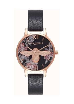 OLIVIA BURTON Ladies Wrist Watch Model ANIMAL MOTIF OB16AM100