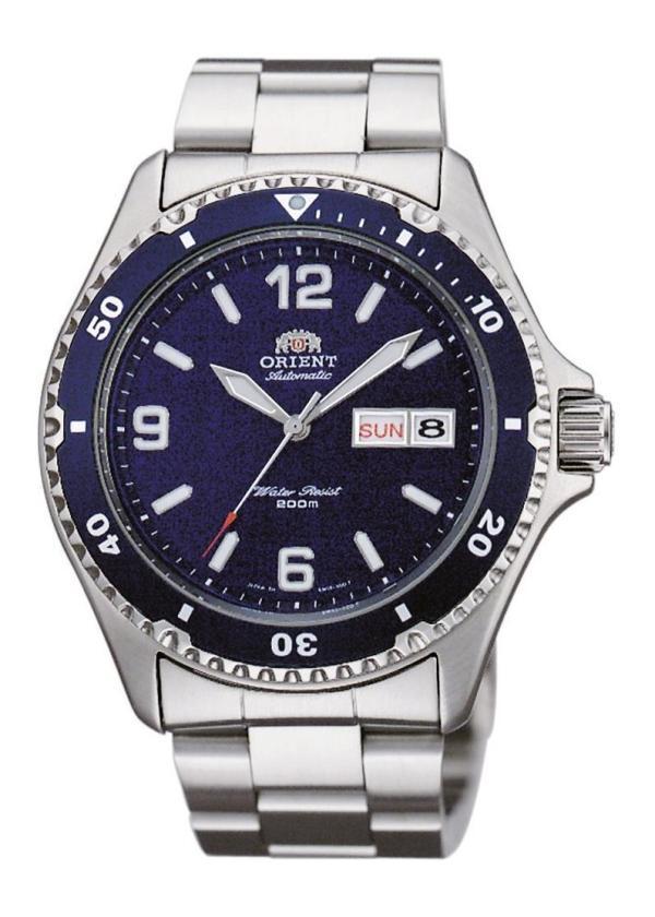 ORIENT Gents Wrist Watch Model MAKO II FAA02002D9