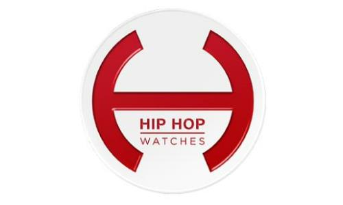 HIP HOP Watches official logo