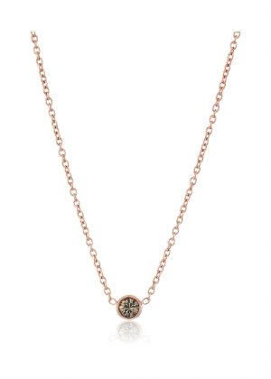 FOSSIL Necklace Model CLASSIC JF02533791