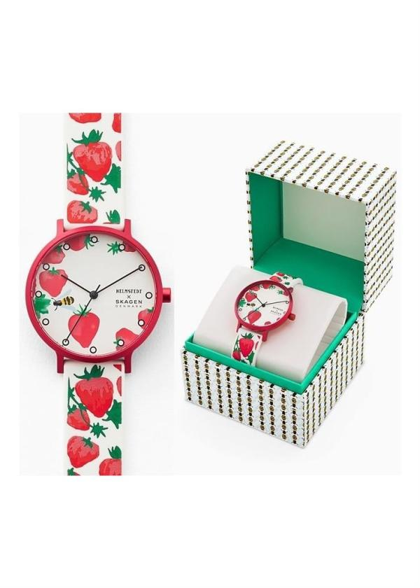 SKAGEN DENMARK Ladies Wrist Watch Model AAREN By Helmstedt - Limited Edt. SKW2896