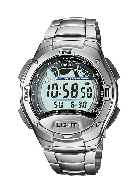 CASIO Unisex Wrist Watch W-753D-1A