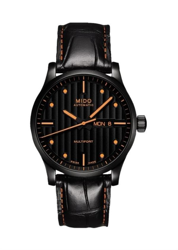 MIDO ES Gents Wrist Watch Model MULTIFORT M005.430.36.051.80