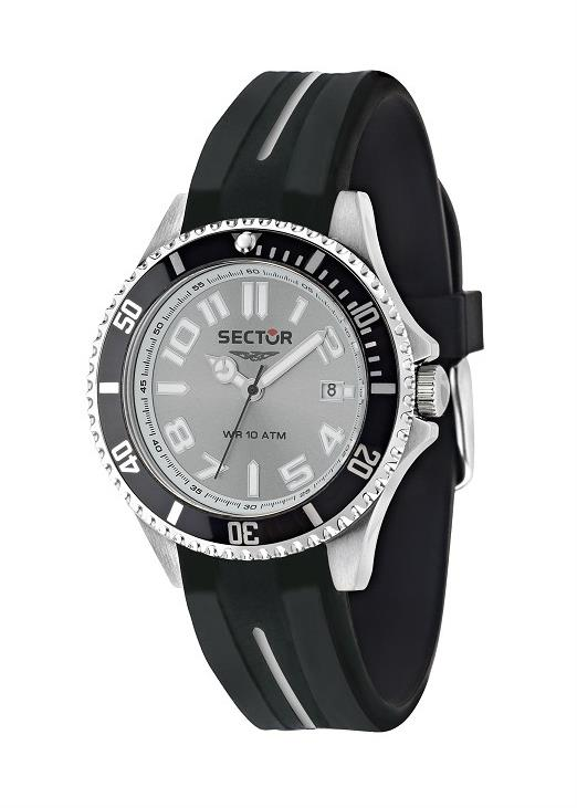 SECTOR NO LIMITS Gents Wrist Watch Model JUST TIME R3251161033