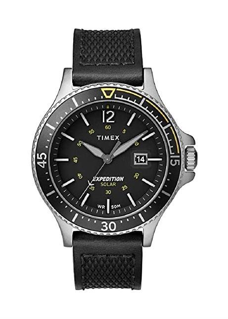 TIMEX Gents Wrist Watch Model RANGER SOLAR TW4B14900