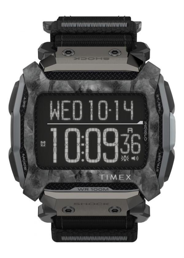 TIMEX Gents Wrist Watch Model COOMMAND TW5M28500