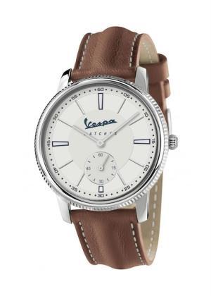 VESPA Unisex Wrist Watch Model HERITAGE PICCOLO SECONDO VA-HE02-SS-01SL-CP