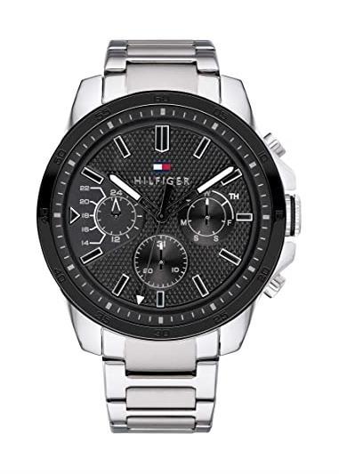 TOMMY HILFIGER Gents Wrist Watch Model DECKER 1791564