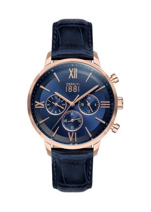 CERRUTI 1881 Mens Wrist Watch Model Denno CRA23402