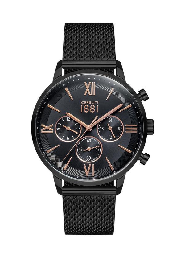 CERRUTI 1881 Mens Wrist Watch Model Denno CRA23406