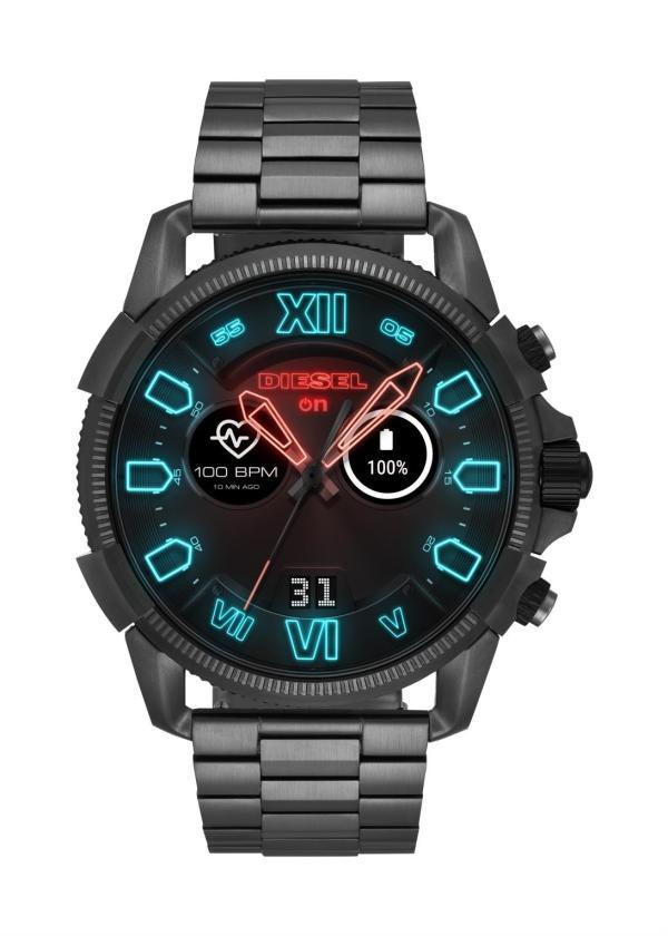 DIESEL ON SmartWrist Watch Model FULL GUARD Gen 5 DZT2011