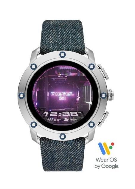 DIESEL ON SmartWrist Watch DZT2015
