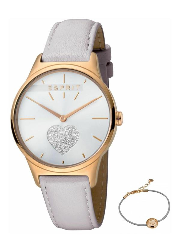 ESPRIT Women Wrist Watch Model Gift Set Bracelet ES1L026L0215