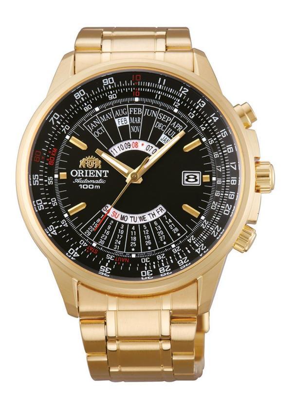 ORIENT Mens Wrist Watch FEU07001BX
