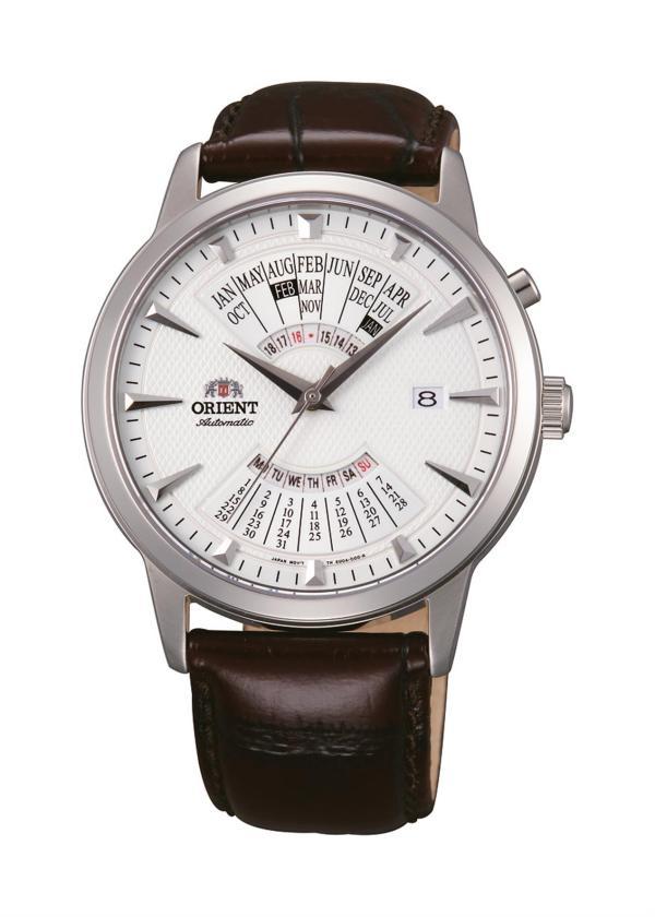 ORIENT Mens Wrist Watch FEU0A005WH
