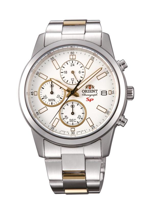 ORIENT Mens Wrist Watch FKU00001W0