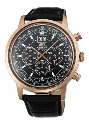 ORIENT Mens Wrist Watch FTV02002B0