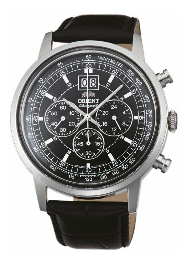 ORIENT Mens Wrist Watch FTV02003B0