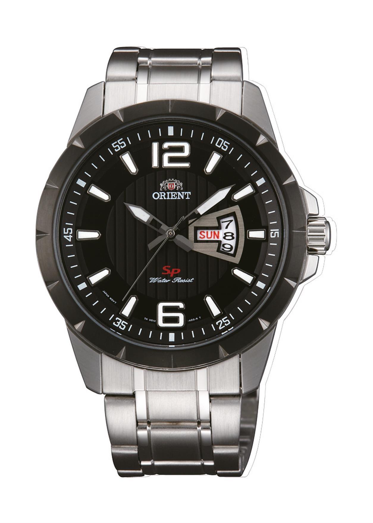 ORIENT Mens Wrist Watch FUG1X001B9