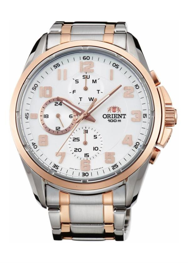 ORIENT Mens Wrist Watch FUY05001W0