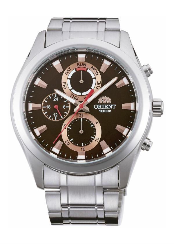 ORIENT Mens Wrist Watch FUY07002T0