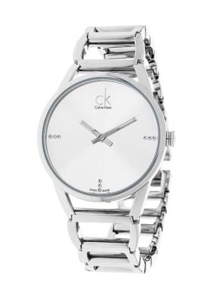 CK CALVIN KLEIN Ladies Wrist Watch Model STATELY - Diamonds K3G2312W