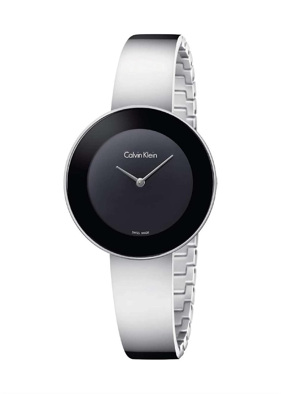 CK CALVIN KLEIN Ladies Wrist Watch Model CHIC K7N23C41