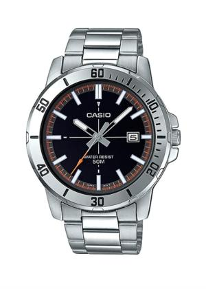 CASIO Gents Wrist Watch MTP-VD01D-1E2
