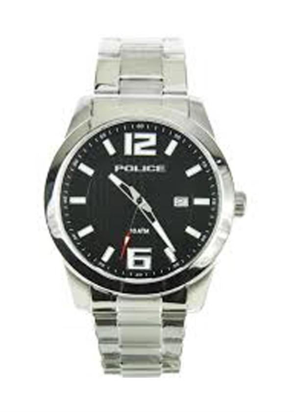 POLICE Mens Wrist Watch Model Trophy PL.13406JS/02MG